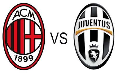 Prediksi Skor AC Milan vs Juventus 26 November 2012