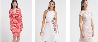 Dress cantik sederhana desain casual trendy dan modern