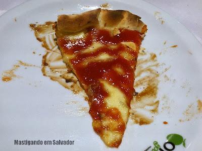 Oliva Gourmet: Fatias da Pizzas sabor Romeu e Julieta