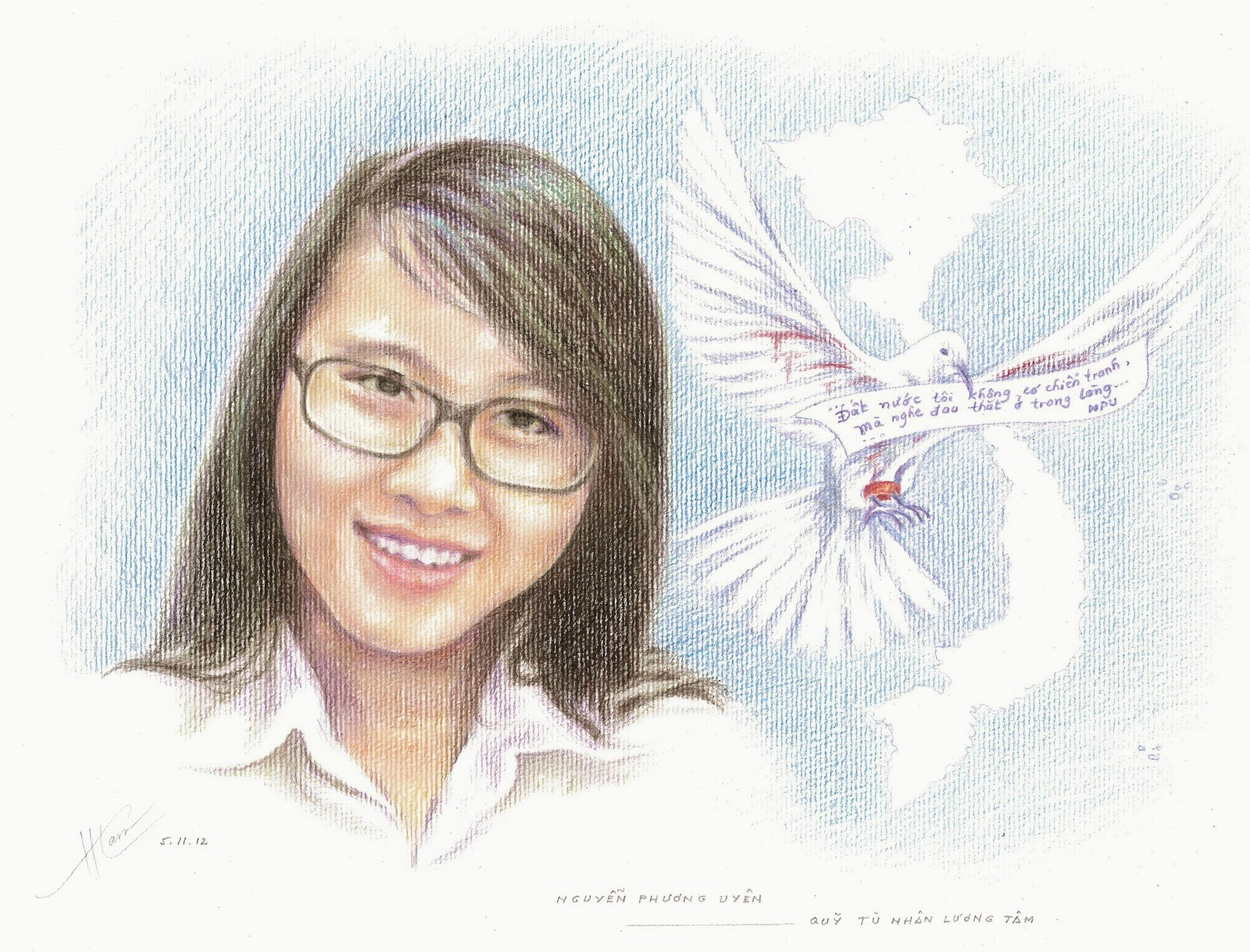Sinh Viên Nguyễn Phương Uyên