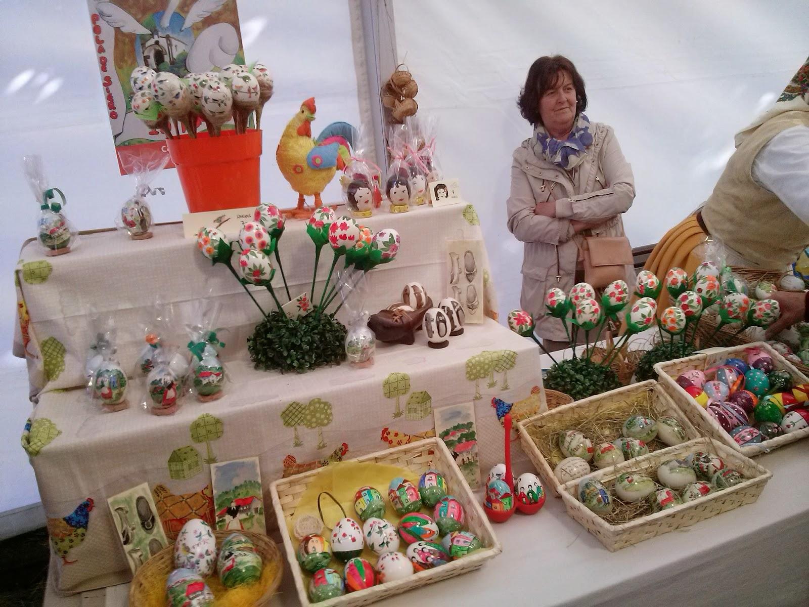 güevos pintos pola siero asturias fiesta