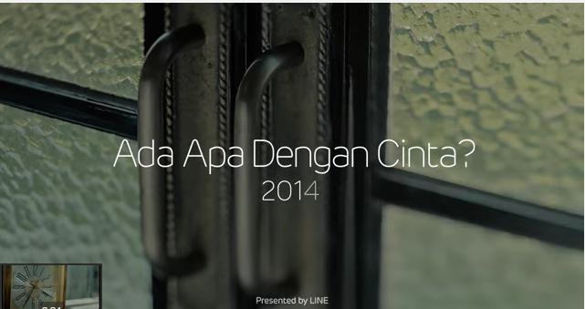 Mini Drama Ada Apa Dengan Cinta 2014