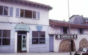 Cavernes Bradford Greek night club