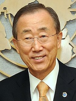 General Knowledge: Ban Ki-moon(Secretary-General of the United Nations