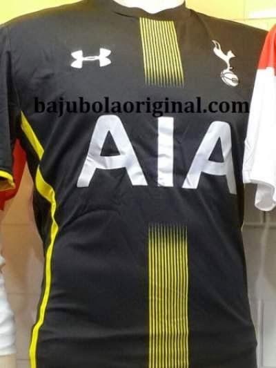 New Tottenham 2014/15Away Shirt