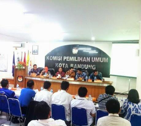 Daftar Anggota DPRD Kota Bandung Hasil Pemilu 2014