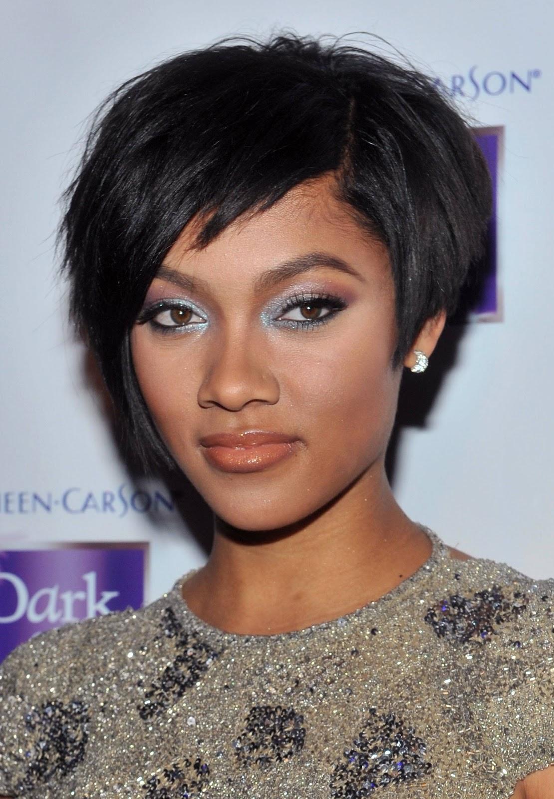 Black Hair Short Cuts