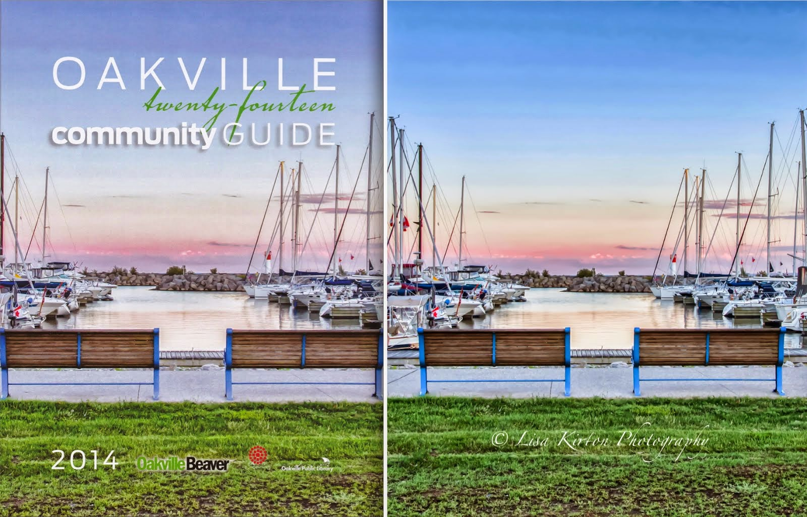Oakville Community Guide Cover 2014