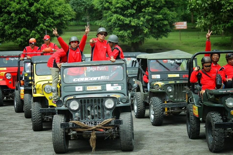 Volcano Tour Jeep Merapi