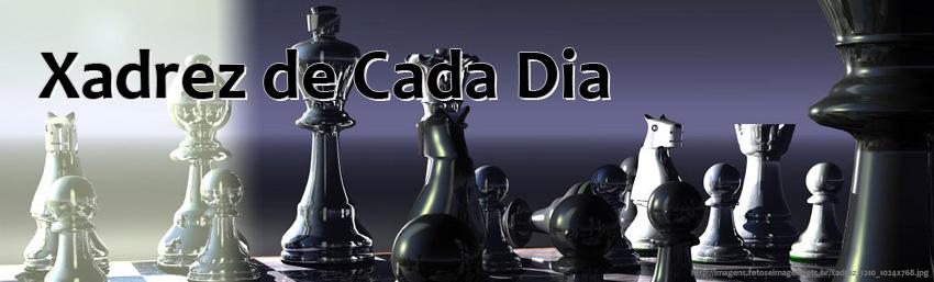 XADREZ DE CADA DIA