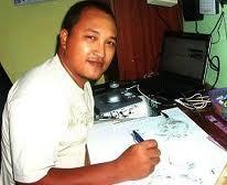 komikus indonesia yang mendunia | ardian syaf biografi