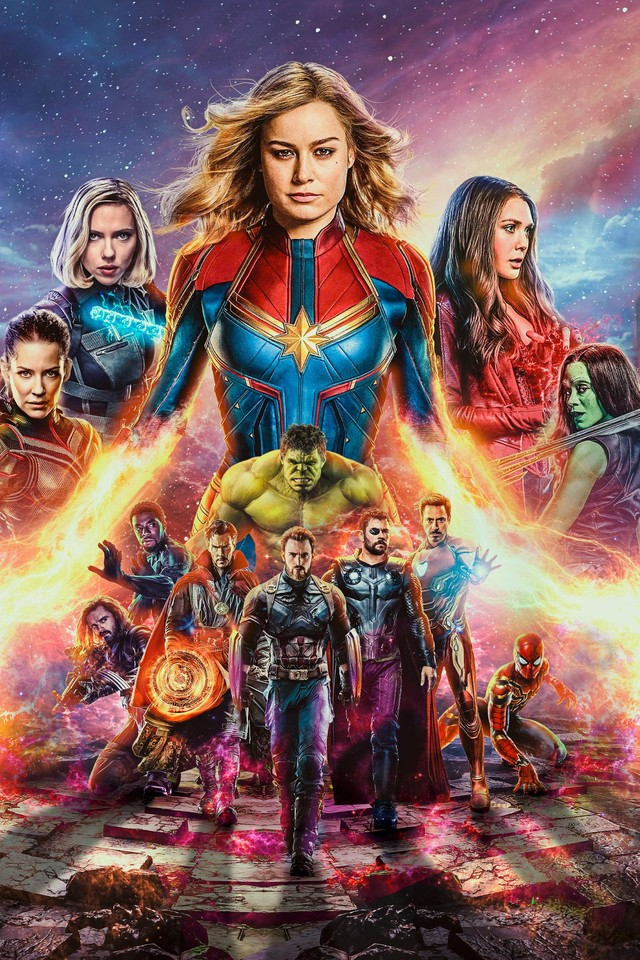 Avengers: Endgame (2019) Hindi Official Trailer 720p HDRip Download