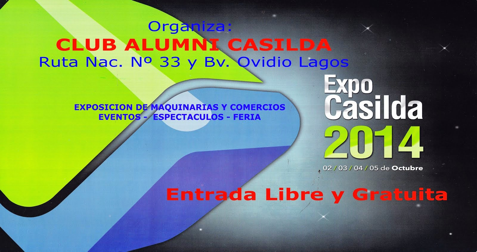 EXPO CASILDA 2014