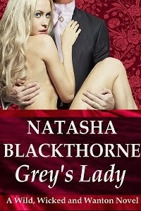 Grey's Lady ~ Expanded, Deepened & Fully Re-Edited, $2.99 at Amazon and Barnes & Nobles
