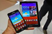 A Samsung divulgou os preços do Galaxy Note e do Galaxy Tab 7.7 na Europa, .