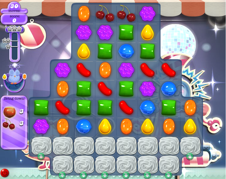 Level/level 53 Candy Crush Tips Doel Van Candy Crush Droomwereld Level