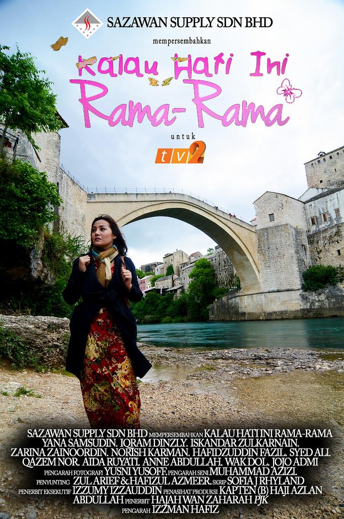 Kalau Hati Ini Rama Rama (2015) Episod 13 Akhir