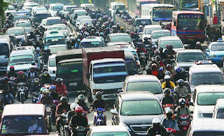 Cara Mengurangi Kemacetan Lalu Lintas Di Kota Besar