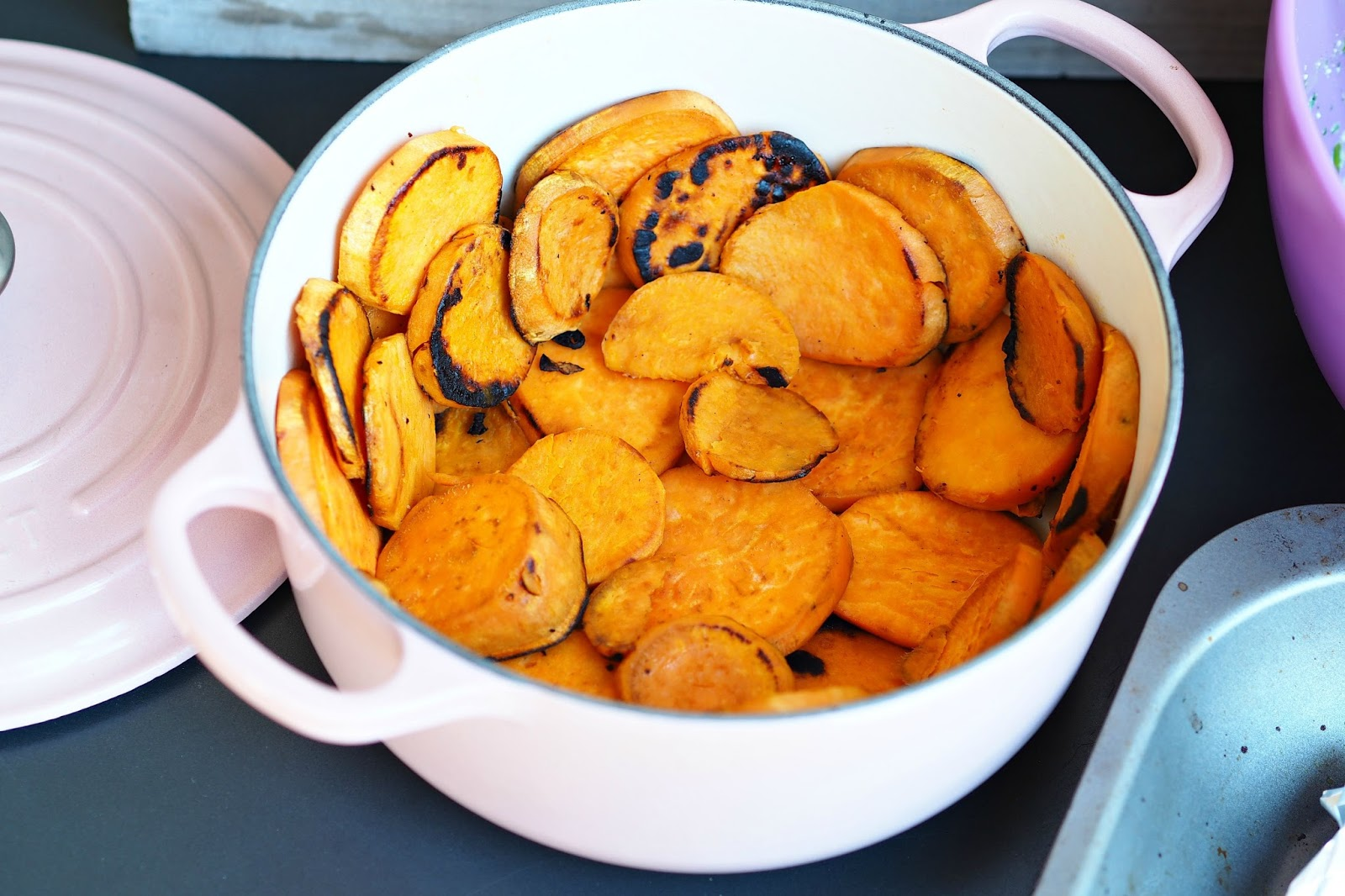 SHAKE UP YOUR SWEET POTATO | TORTA RECIPE | CarlyRowena | Health and ...