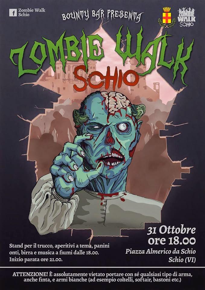 Zombie Walk Schio