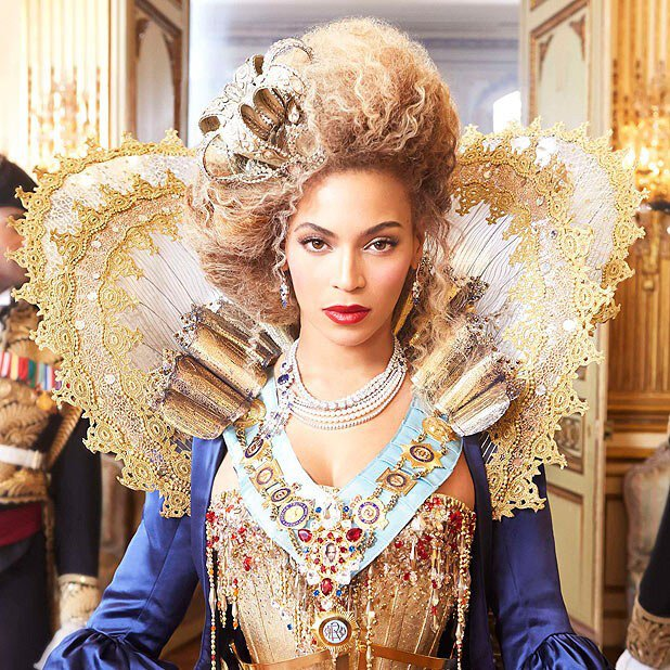 Beyonce+the+queen Boycotting Beyonce?  Amazon Joins List of Retailers Refusing To Carry New Album [Weigh In]