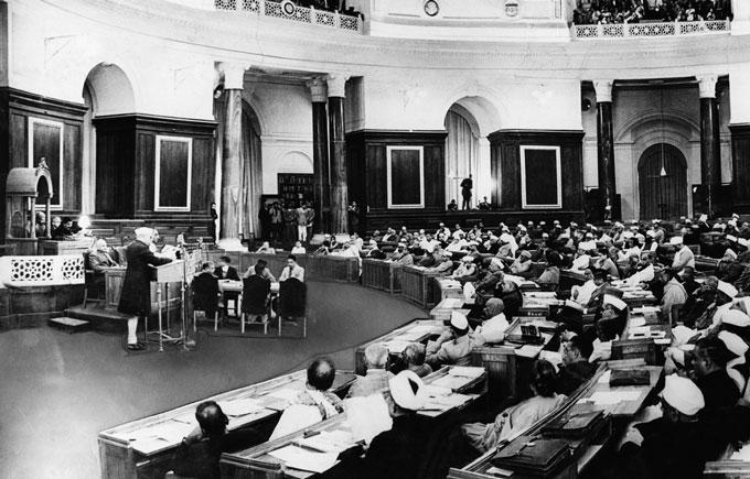 constituent assembly debates The indian constituent assembly laid the foundations of the largest democracy in  the world the debates between the members of the assembly form the.