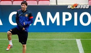 Agen Bola Terpercaya : Messi Mulai Pulih Dari Cedera