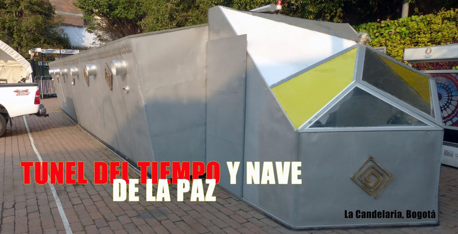 Suceso: Aula- Nave aterriza en  La Candelaria, Bogotá