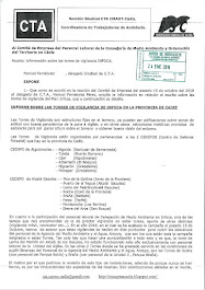 Remitimos al Comité de Empresa informe sobre las torres de vigilancia de INFOCA en la provincia de