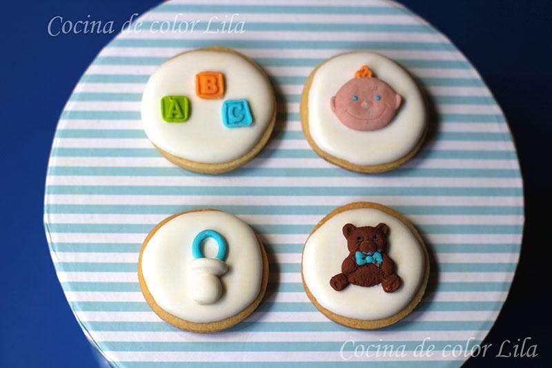 Cocina de color lila galletas para beb s - Cocina color lila ...