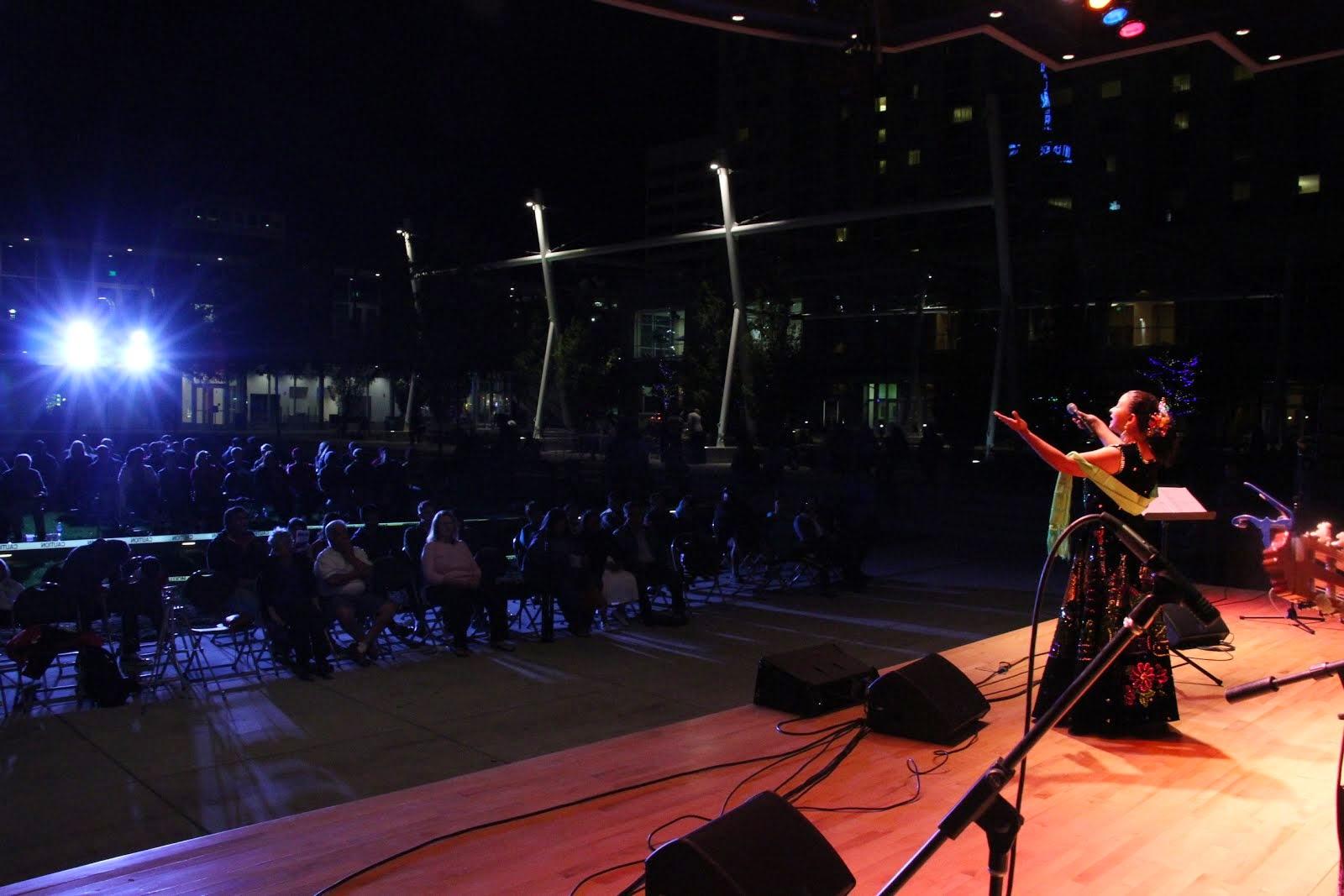 Gallivan Event Center, SLC