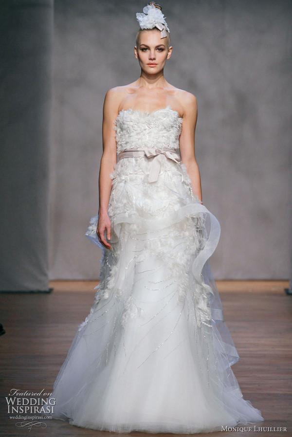 Honey buy monique lhuillier 2012 fall wedding dresses for Monique lhullier wedding dress