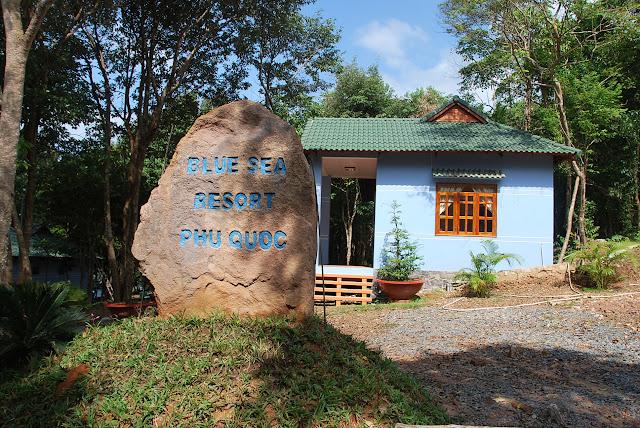 Blue Sea Resort, ile de Phu Quoc 2012 - Photo An Bui