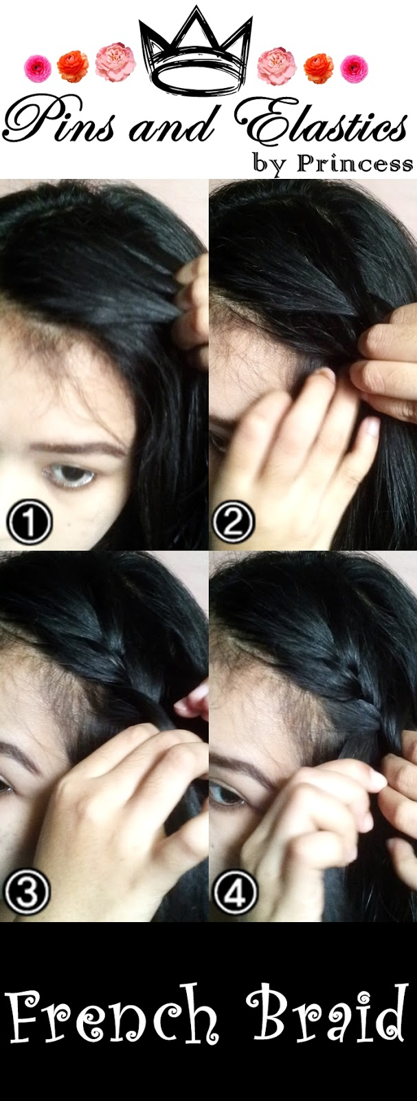 Your Own Hair You Could Do This As A Side Braid Or Back Braid Now,  It's Time To Do It Yourself Let's Start! In This Tutorial, I Did A French  Side