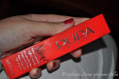 cup tanta voglia di distruggerti (e recensione mascara pupa vamp marrone 200 coupon #tuttipazziperpupa )