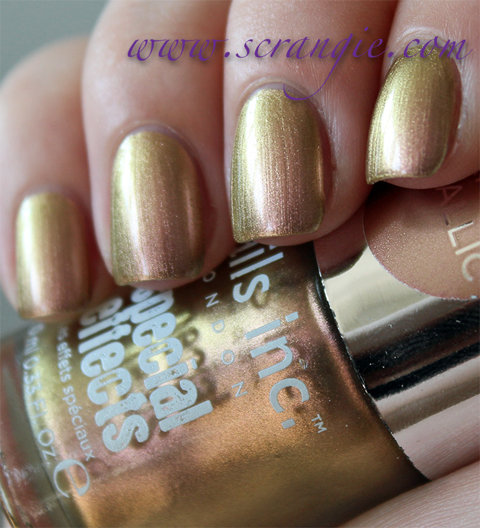 Scrangie: New Nails Inc. Special Effects Mirror Metallic Collection ...