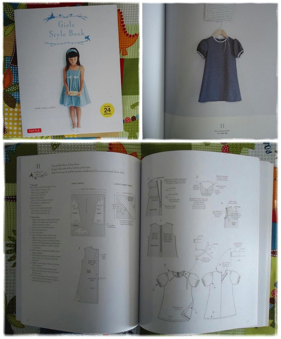 Yoshiko Tsukiori Girls Style Book