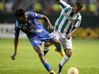 Atlético Nacional vs Emelec, Copa Libertadores