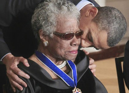Dead Poets Society: Maya Angelou, R.I.P. --Made contributions, but exaggerated contemporary racism