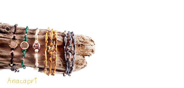 braccialetti in corda acropepe