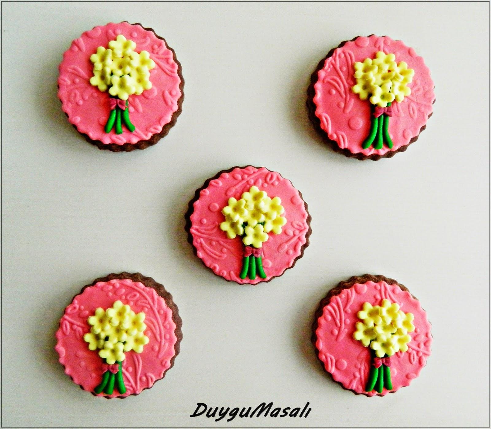 edirne çiçek kurabiye