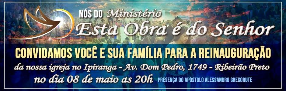 Reinauguração em Ribeirão Preto