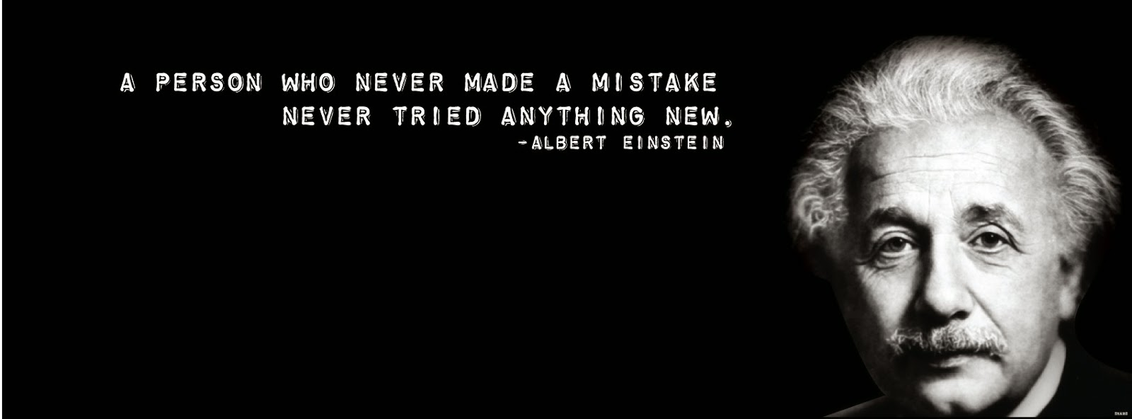 Quote For The Day: Albert Einstein