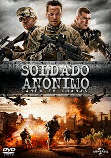 Soldado Anônimo: Campo em Chamas - BDRip Dual Áudio