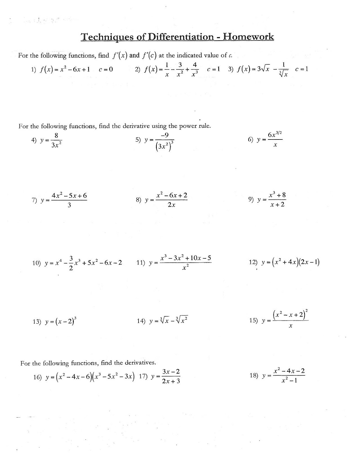 Product And Quotient Rule Worksheet Rringband – Dangling and Misplaced Modifiers Worksheet
