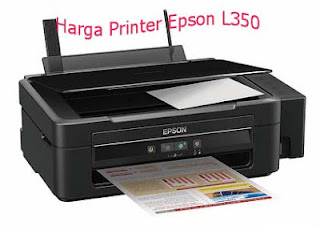 harga printer epson l350