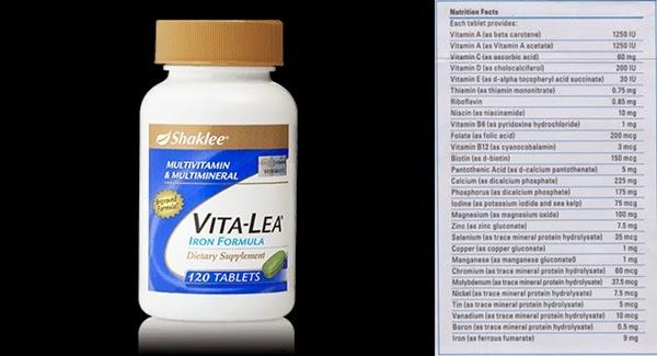 Multivitamin Untuk Ibu Hamil