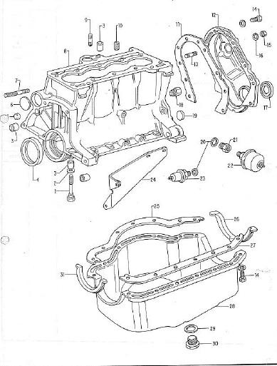 Manuales De Mecnica Y Taller Ford Corcel 2 Catlogo De Despiece De