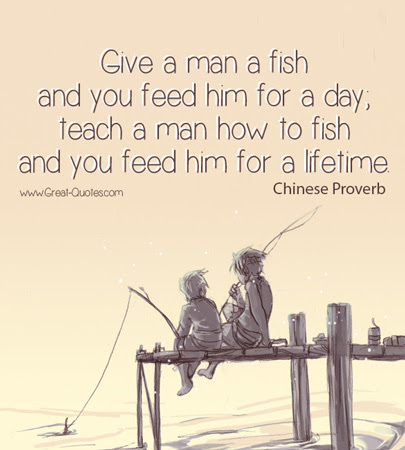 Hope at home food for life strength for life for How to feed fish