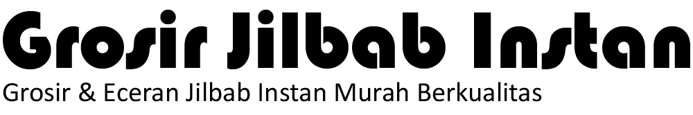 Grosir Jilbab Instan
